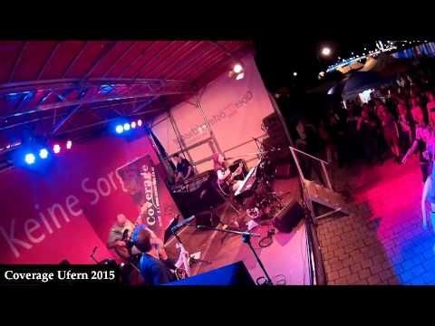 Coverage beim Ufern 215 - I want you to want me (Cheap Trick) - Hochzeitsband