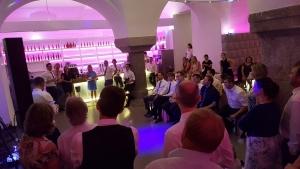 Brauerei Freistadt Hochzeit