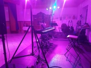 Bühne beim Preuner Wirt