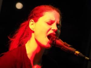 Sängerin Martina