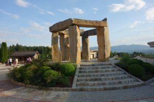 Nachbau von Stonehenge