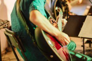 Gitarrist/Sänger/Bandleader Martin