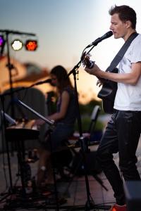 Gitarrist Martin von Coverage