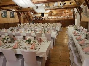 Hofbühne Tegernbach Hochzeitstafel