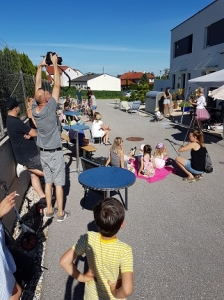 Strassenfest in Pasching