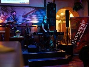 Livemusik mit Coverage im Kinski Lambach