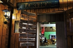 Loryhof in Wippenham