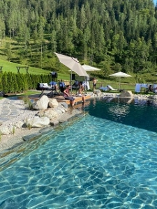 Luerzerhof Alpin Resort Untertauern mit Coverage