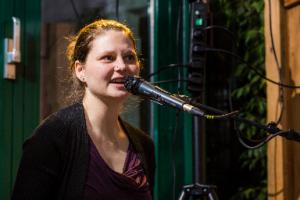 Sängerin in Österreich