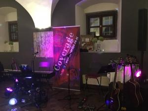 Schloss Mühldorf mit Band Coverage