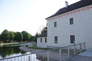 Wasserschloss Traun