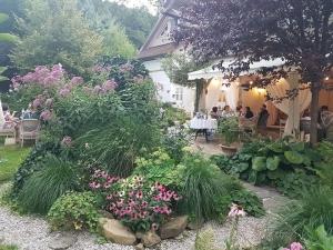 Garten vom Großkanderlhaus